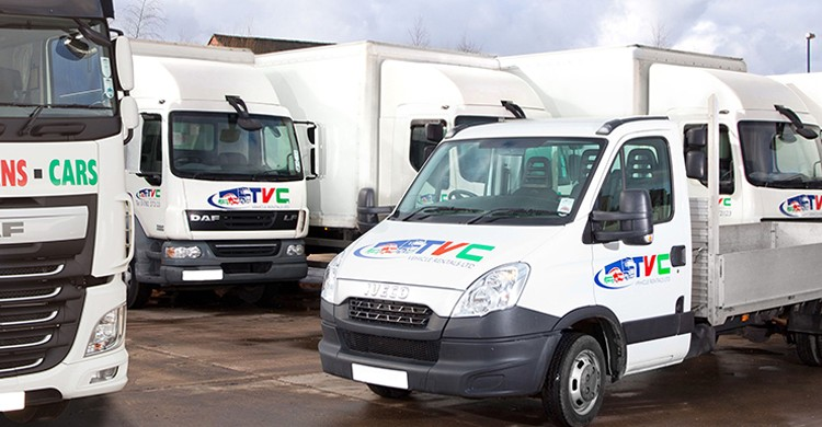 TVC Vehicle Rentals